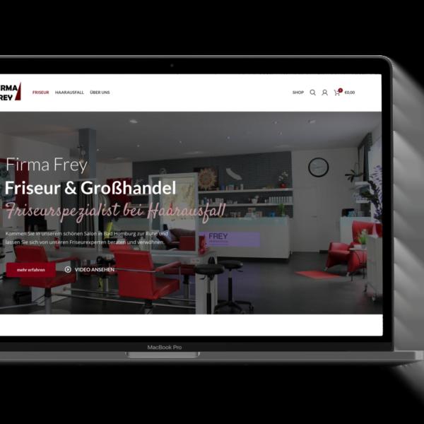 Webseiten für Online Shops von Ihrer Webagentur in Bad Homburg