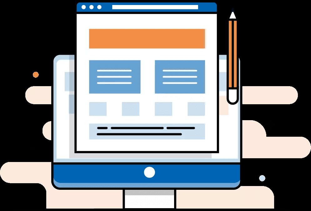 Wolf Webentwicklung & Webdesign bietet Ihnen die perfekte Strukturierung Ihrer Webseite an