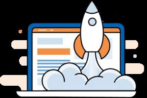 Schnelle Webseite für Ihr Unternehmen