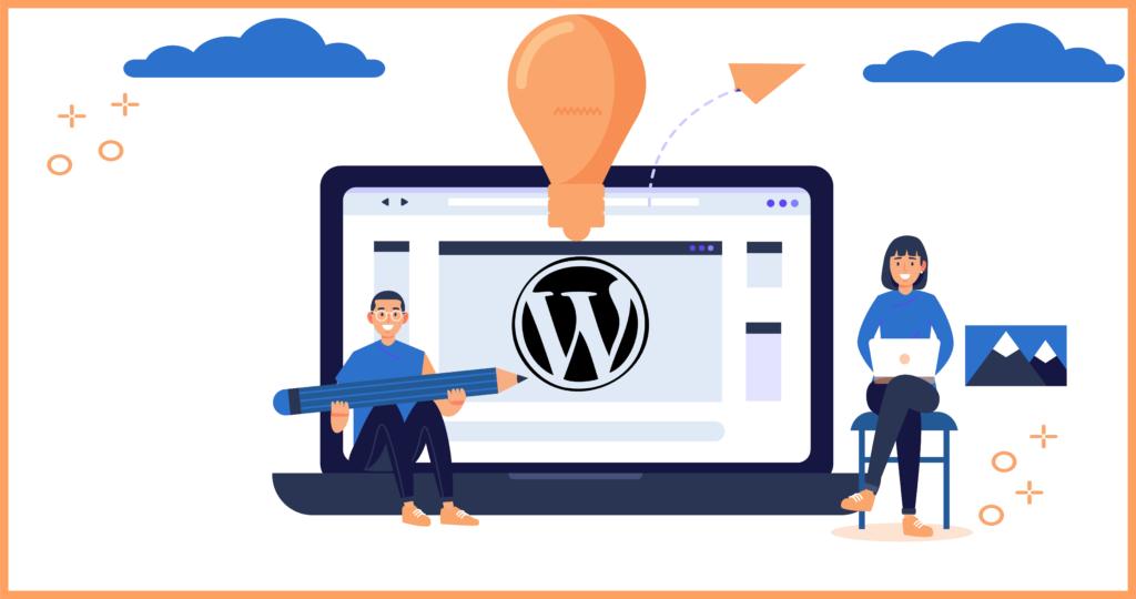 Wolf Webdesign ist Ihr Partner bei Wordpress Webseiten