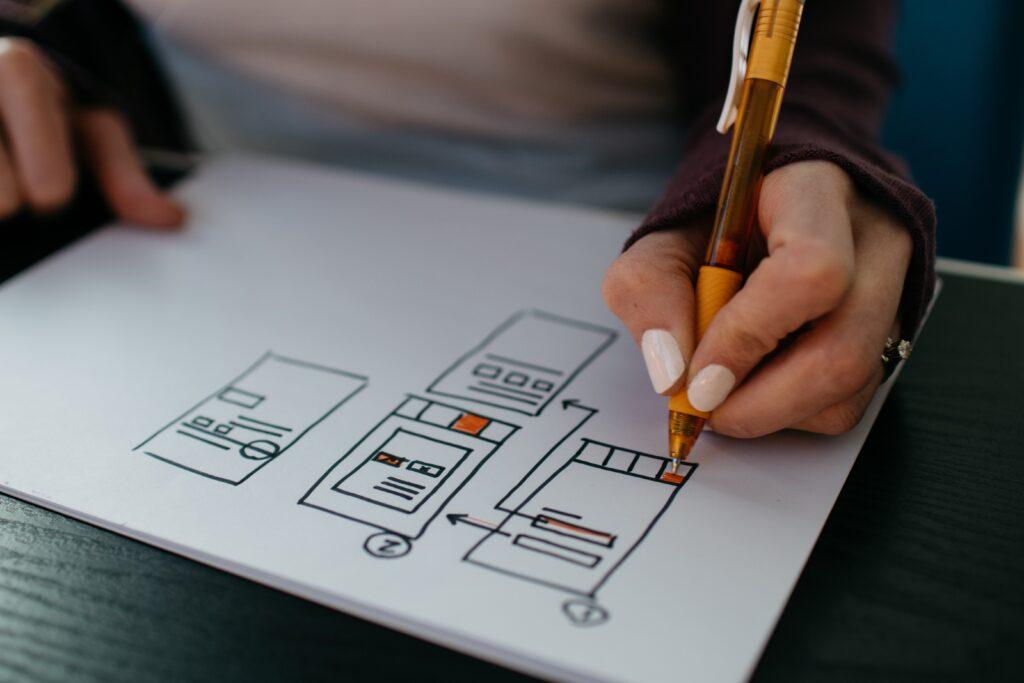 Webdesign Wix Jimdo Editor