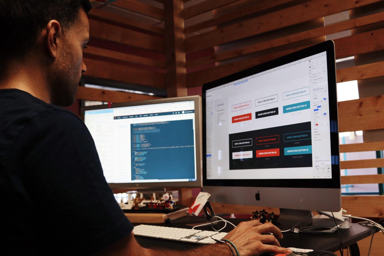 Webdesigner Editor Website
