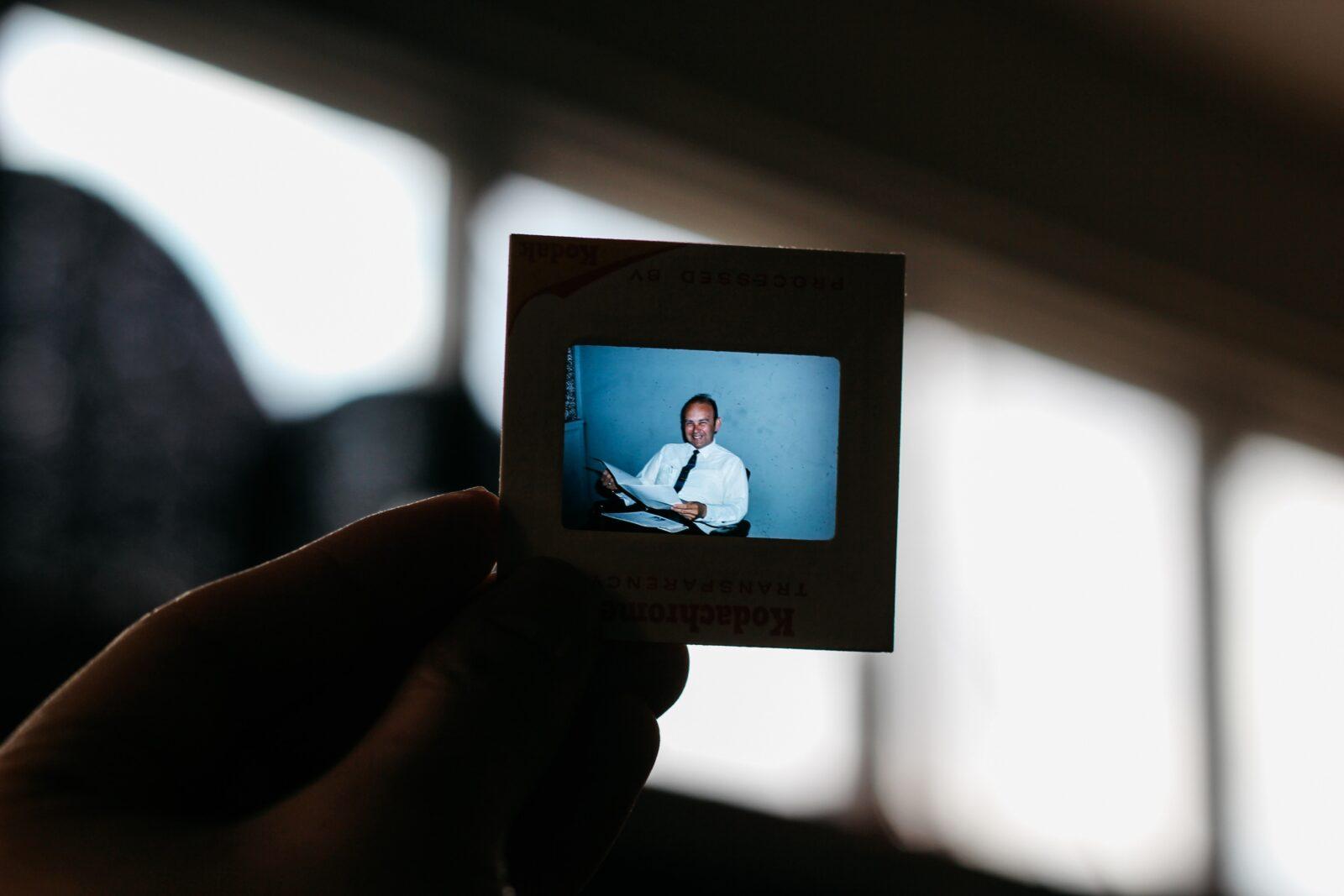 Bildoptimierung polaroid photo